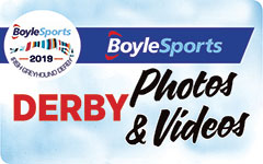 Click here for Photos & Videos from this year's BoyleSports Irish Greyhound Derby