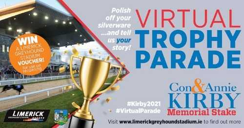 Show us your trophies for our Con & Annie Kirby Memorial Virtual Trophy Parade
