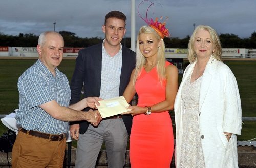 Best Dressed winners at the 2016 Irish Independent Irish Laurels Final at Curraheen Park